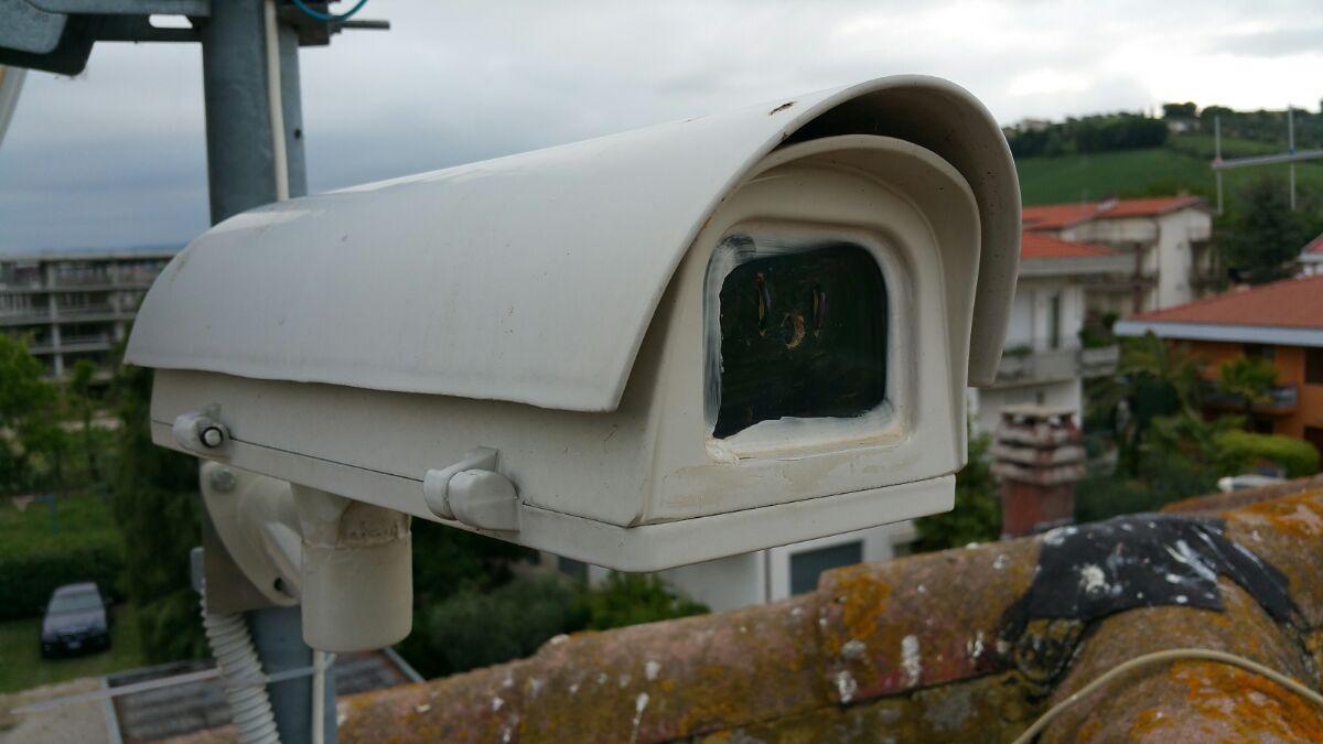 Webcam Canon A520
